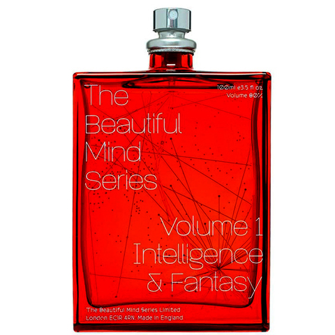 Escentric Molecules Туалетная вода The Beautiful Mind Series Volume 1 Intelligence & Fantasy 100 ml (у)
