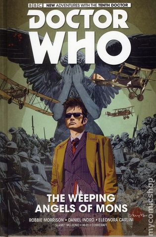 Doctor Who (10): The Weeping Angels of Mons Vol 2 HC