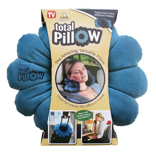 Для отдыха/путешествий Подушка для путешествий Total Pillow (Тотал Пиллоу) total_pillow.jpg