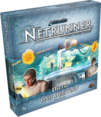 Android: Netrunner LCG: Data and Destiny Deluxe