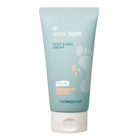 THE FACE SHOP Скраб для ног Smile Foot Aha Plus Foot Scrub 150мл