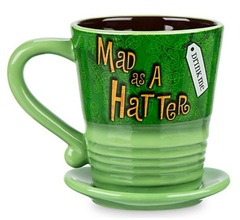 Алиса в стране Чудес кружка Безумный Шляпник