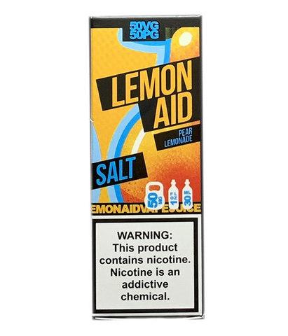 Lemon Aid Salt - Pear Lemonade 30 мл