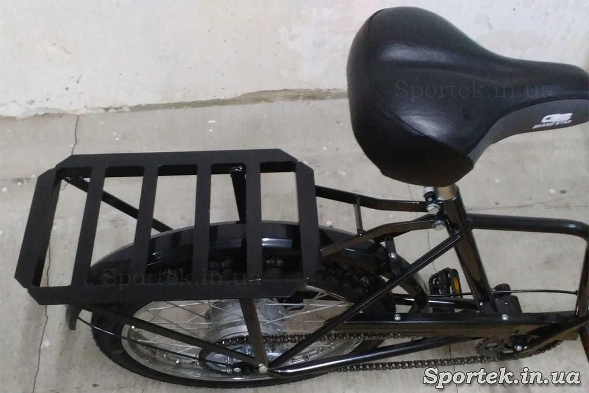 Багажник для велосипеда 'Арден' (устанавливается по необходимости)