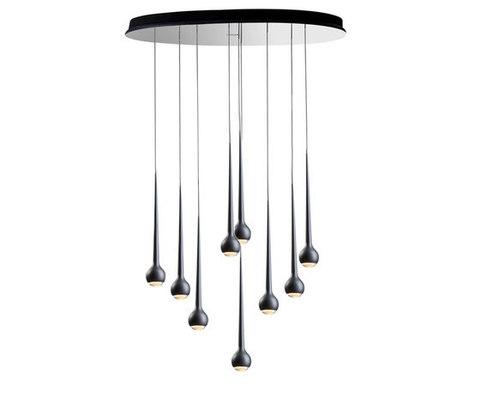 Подвесной светильник копия FALLING WATER 9 by Tobias Grau
