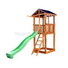 Детская площадка М1 с тентовой крышей