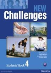 Challenges New 4 Student's book