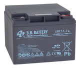 Аккумулятор для ИБП B.B.Bаttery HR33-12  (12V 33Ah / 12В 33Ач) - фотография