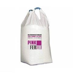 Загрузка обезжелезивания PinkFerox (Биг-бэг 1000 кг, 800л)