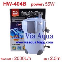 Внешний фильтр SunSun HW-404B с UV-9W