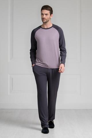 Пижама мужская с брюками 51651 Laete