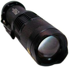 Ручной аккумуляторный фонарь для удобной и надежной работы в любой ситуации BL-Q1812 XML-T6 (80 000W) с выносной кнопкой