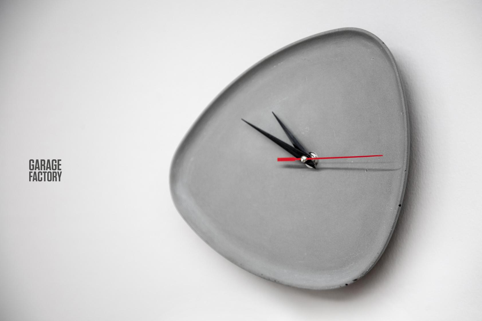 Часы настенные Garage Ellipse