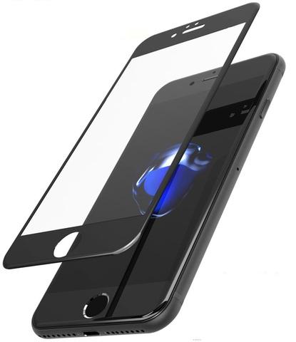Стекло защитное 5D iPhone 8/7 /black/