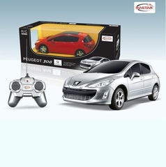 Rastar Машина радиоуправляемая Peugeot 308, 1:24 (39800-RASTAR / 166440)