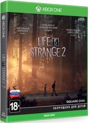 Xbox One Life is Strange 2 Стандартное издание (русские субтитры)