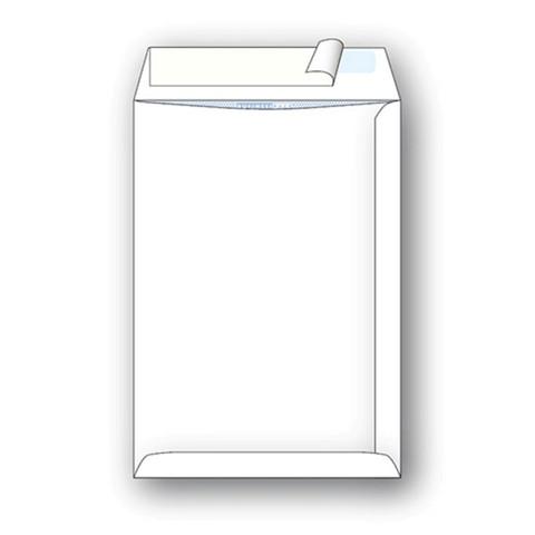 Пакет Businesspack С4 из офсетной бумаги 120 г/кв.м стрип (200 штук в упаковке)