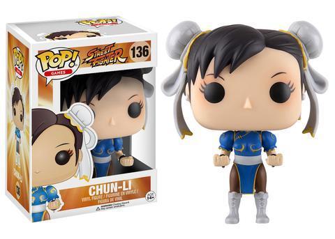 Фигурка Funko POP! Vinyl: Games: Street Fighter: Chun-Li 11653