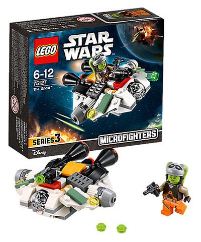 LEGO Star Wars: Призрак 75127 — The Ghost Microfighter — Лего Звездные войны Стар Ворз