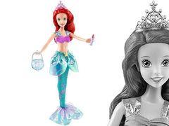 Ариэль Праздничное настроение, Принцесса Диснея в Магии кукол