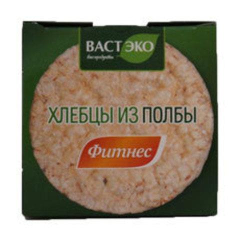 Хлебцы из полбы круглые без соли, 100 гр. (ВАСТЭКО)