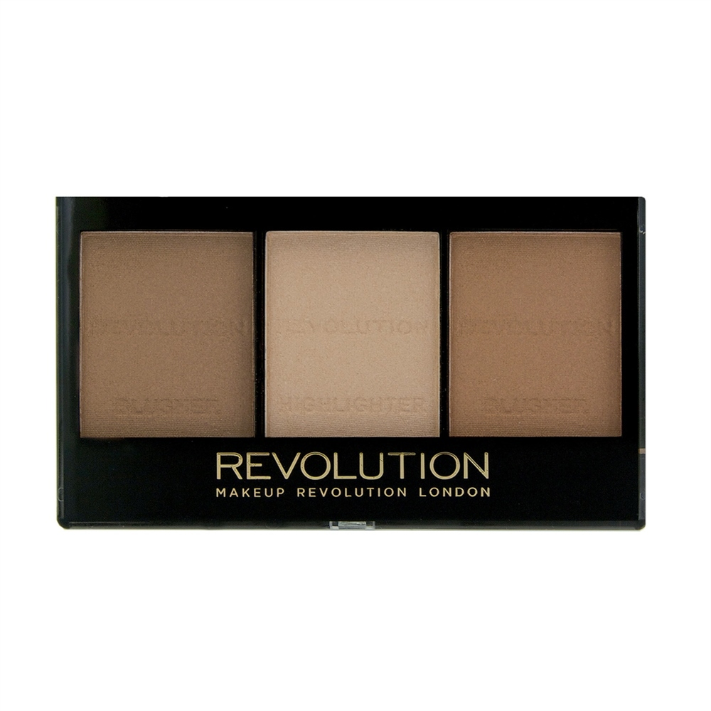 Revolution Ultra Sculpt & Contour Kit компактная палетка для контура