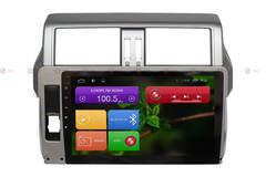 Штатная магнитола для Toyota Prado 150 14-17 RedPower 31265 R IPS DSP