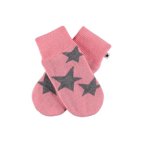 Варежки Molo Snowfall Bubble Pink