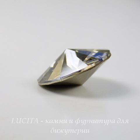 1122 Rivoli Ювелирные стразы Сваровски Crystal Silver Shade (12 мм)