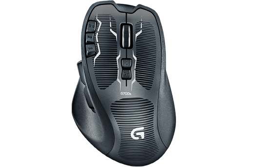 LOGITECH G700s Rechable Gaming Mouse