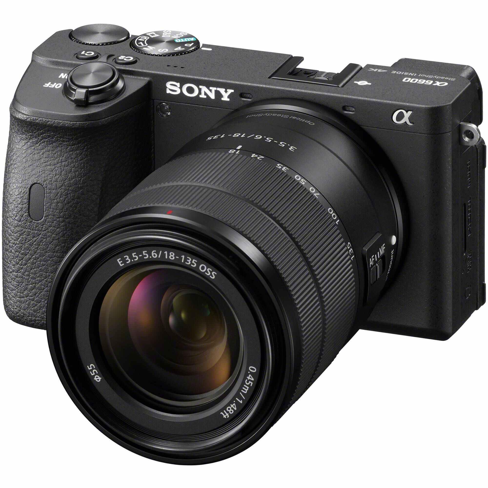 ILCE-6600M фотоаппарат Sony Alpha A6600 Kit 18-135