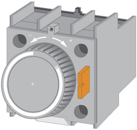 ПВН-11 ( вкл. 0,1-30 сек ) 1з+1р TDM