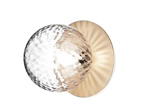 Настенный светильник копия Liila by Nuura (золотой)