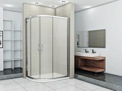 Душевое ограждение Good Door INFINITY R-120х80-G-CH 120х80 см