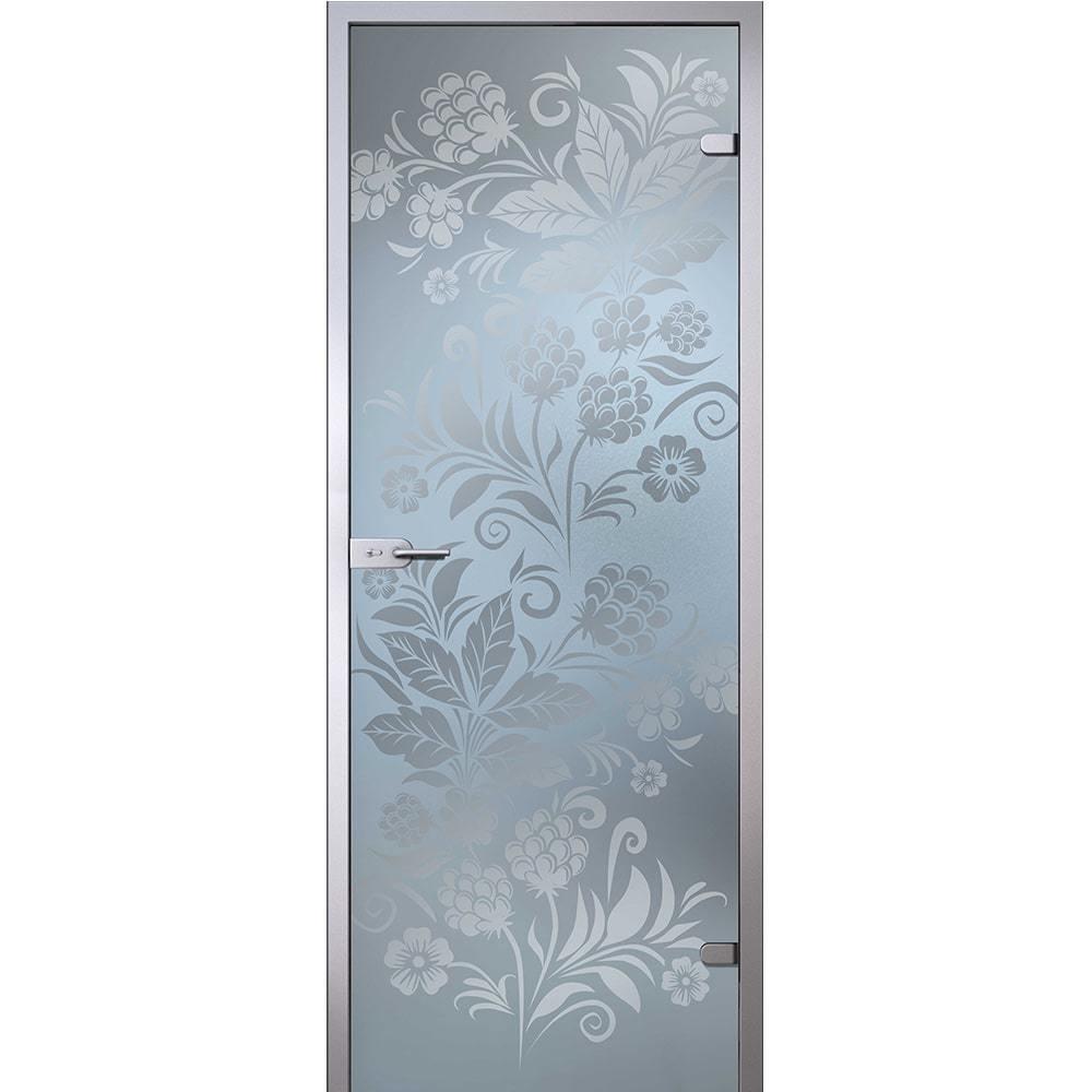 Стеклянные межкомнатные двери Хохлома стекло бесцветное матовое hohloma-dvertsov-min.jpg