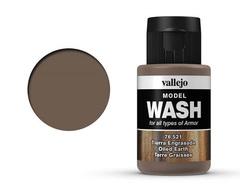 Oiled Earth Wash