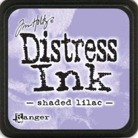 Подушечка Distress Ink Ranger - Shaded lilac