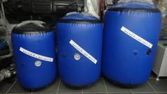 Пневмодомкрат морозостойкий для легковых автомобилей 3,3 тонны