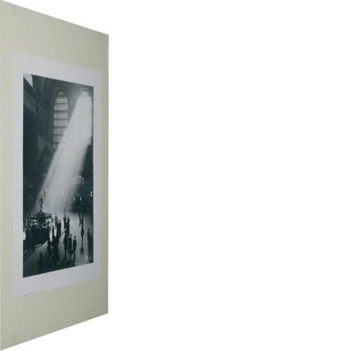 Иллюстративная вставка для дверец с прозрачной пластиной Volta,3-рядного