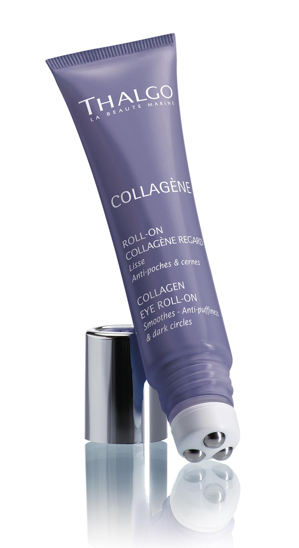 Thalgo Коллагеновый гель c роликовым аппликатором для глаз Collagen Eye Roll-on