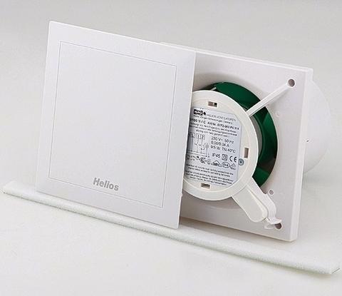 Накладной вентилятор Helios MiniVent M1/100 P (датчик движения)