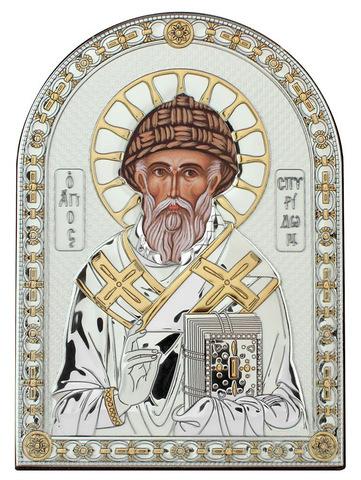 Икона Святой Спиридон (18х13см)