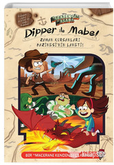 Dipper ve Mabel Zaman Korsanları Hazinesinin Laneti