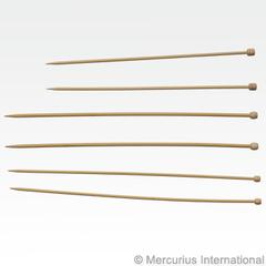 Спицы для вязания бамбуковые (Mercurius)