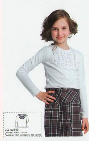 ZG 03349 блузка для девочки