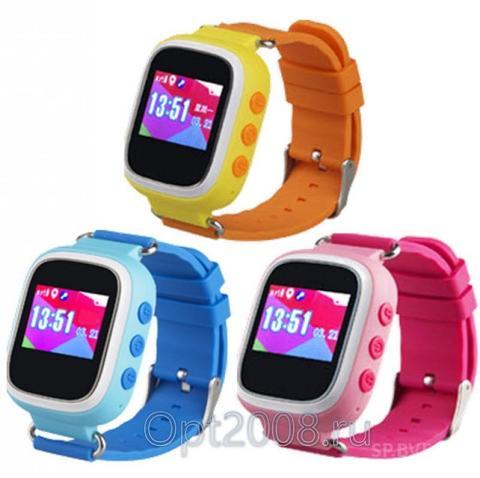 Smart Baby Watch V80