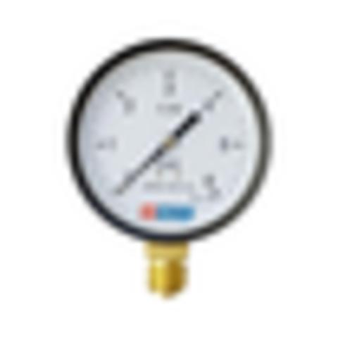 Манометр ДМ02-100 радиальный Дк100мм 6 кгс/см2 М20х1,5 Метер