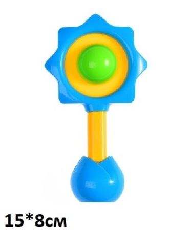 Погремушка Яркое солнышко ВЕВ0302-018