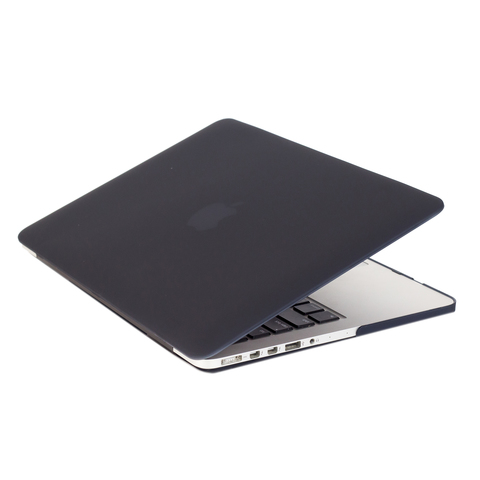 Накладка пластик MacBook Pro 16 Retina /matte black/ DDC