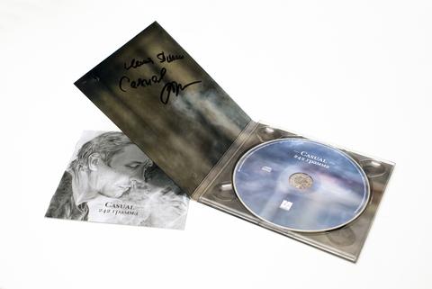 Casual - 242 грамма (CD)